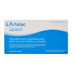 ARTELAC SPLASH  0,5 ML 30 UNIDOSIS