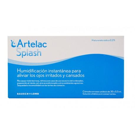 ARTELAC SPLASH  0,5 ML 30 UNIDOSIS