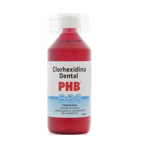 PHB COLUTORIO CLORHEXIDINA 0.12% 500 ML