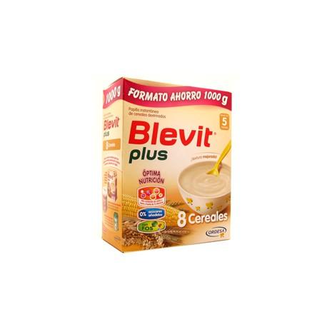 BLEVIT 8 CEREALES 1 KG.