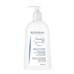 ATODERM GEL MOUSSANT BIODERMA 500 ML CON DISPENSADOR