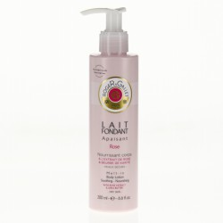 ROGER & GALLET LAIT FONDANT ROSE 200 ML