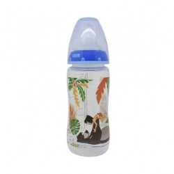BIBERON FC PP SILICONA NUK 2L 300 ML JUNGLE BOOK