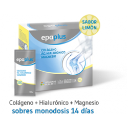 EPA PLUS 14 SOBRES LIMON