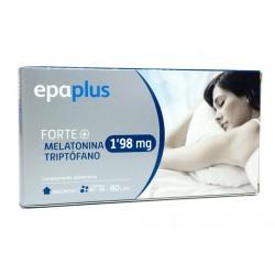 EPAPLUS MELATONINA FORTE+ 1.98 MG C/ TRIPTOFANO 60 CAPS