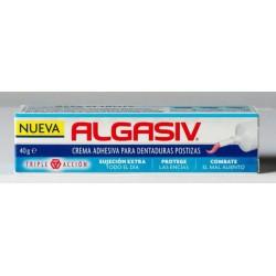 ALGASIV CREMA ADHESIVA DENTADURA POSTIZA 40 G