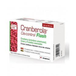 ARKO CRANBEROLA CISCONTROL FLASH ARANDANO AMERICANO 20 CAPS