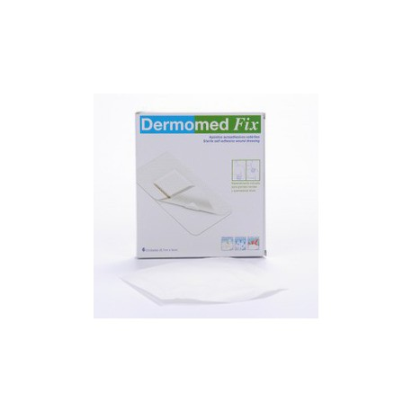 APOSITO DERMOMED-FIX HIP 9X10CM 6U