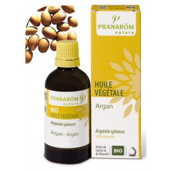 PRANAROM OLI VEGETAL ARGAN BIO 50ML
