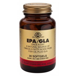 SOLGAR EPA GLA 30 CAPS