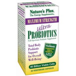 NATURES PLUS ULTRA PROBIOTICO 30 C