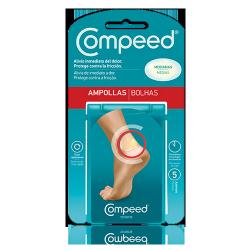 COMPEED AMPOLLAS-HERID APOS MED 5U