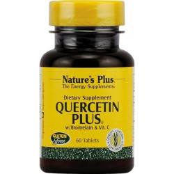 NATURE'S PLUS QUERCETIN PLUS 60 COMPRIMIDOS