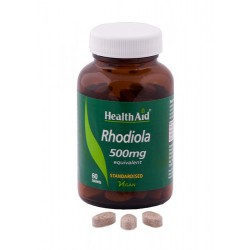 NUTRINAT HEALTH AID RHODIOLA 500MG 60 TABLETAS