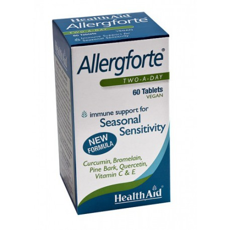 NUTRINAT ALLERGFORTE 60 COMP HEALTH AID