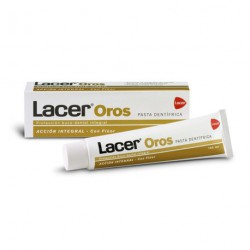 LACER OROS 2500 PASTA DENTAL 125 ML