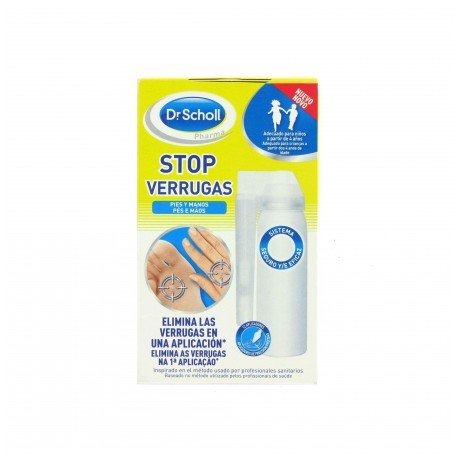 FREEZE VERRUGAS DR SCHOLL 80 ML