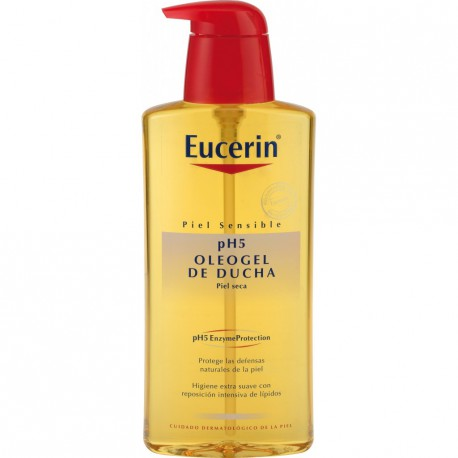 PH5 EUCERIN OLEOGEL DE DUCHA 400 ML