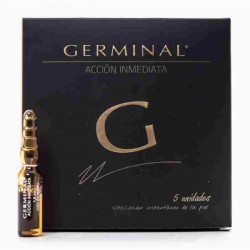 GERMINAL ACCION INMEDIATA 5 AMPOLLAS 1,5ML