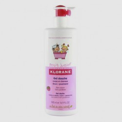 PETIT JUNIOR GEL DE DUCHA KLORANE 500 ML FRAMBUE