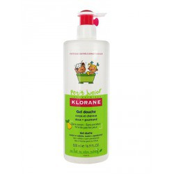 KLORANE  JUNIOR GEL DE DUCHA PERA 500ML