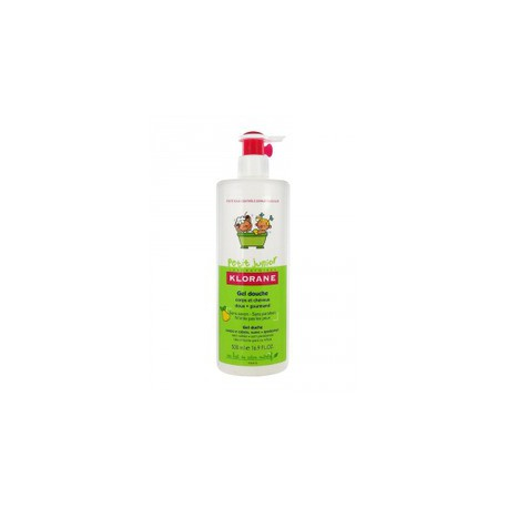 PETIT JUNIOR GEL DE DUCHA PERA KLORANE 500 ML