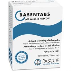 PASCOE BASENTABS 100 COMP