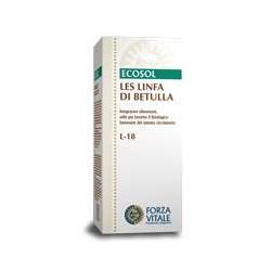 FORZA VITALE LES LINFA DI BETULLA 50 ML