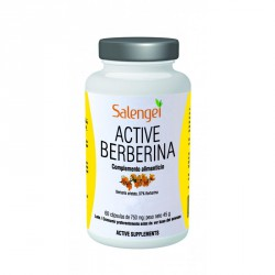SALENGEI ACTIVE BERBERINA 60 CAPS