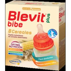 BLEVIT PLUS 8 CEREALES PARA BIBERON 2 SOBRES X 300ML