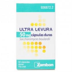 ULTRA LEVURA 50 CAPS