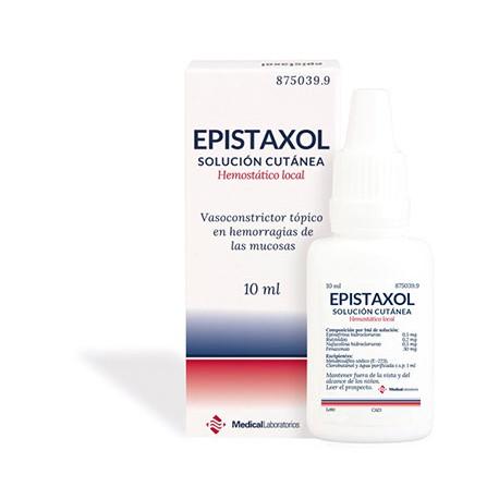 EPISTAXOL SOL 10 ML