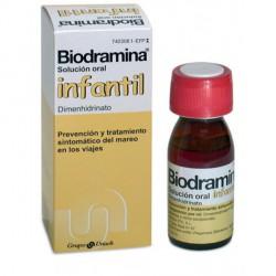 BIODRAMINA SOLUCION INFANTIL 60 ML