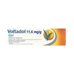 VOLTADOL 11,6 MG/G GEL TOPICO 100 G