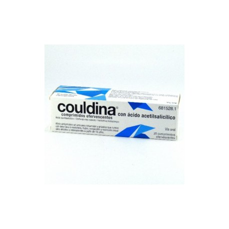 COULDINA 20 COMP EFERV