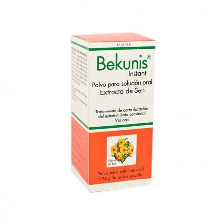 BEKUNIS INSTANT EXTRACTO DE SEN 17,6 G