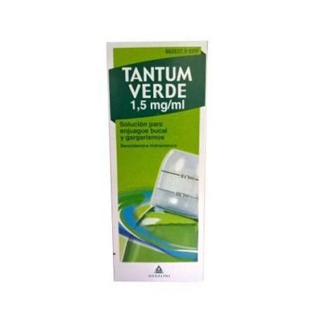 TANTUM VERDE 0.15% COLUTORIO 240 ML