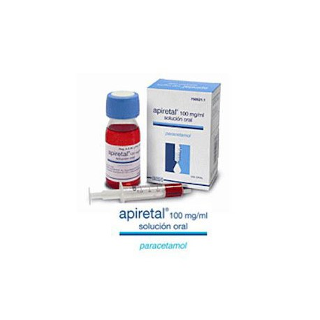 APIRETAL 100 MG/ML SOL ORAL 90 ML