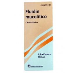 FLUIDIN MUCOLITICO NF 200 ML