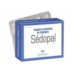 LEHNING SEDOPAL 40 CAPS