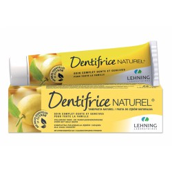 LEHNING DENTIFRICE NATUREL 80G