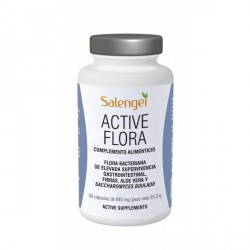 SALENGEI ACTIVE FLORA 30 CAPS
