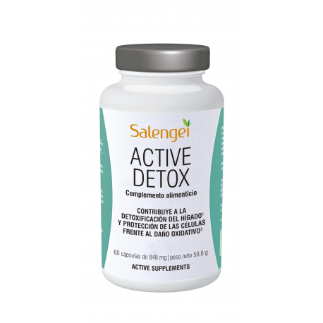 SALENGEI ACTIVE DETOX 60 CAPS