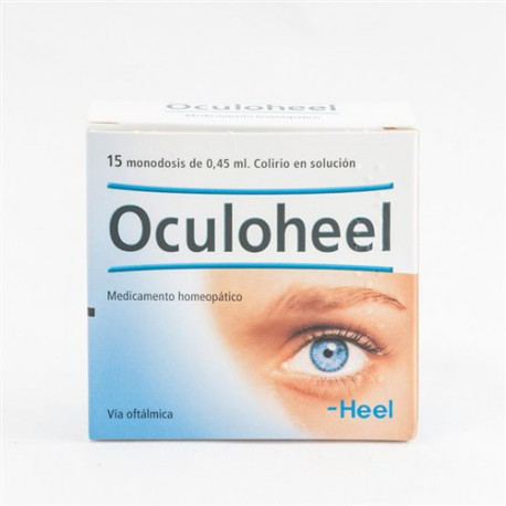 HEEL OCULOHEEL COLIRIO 15 MONODOSI