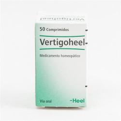 HEEL VERTIGOHEEL 50 COMPRIMIDOS