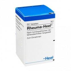 HEEL RHEUMA-HEEL 50 COMPRIMIDOS