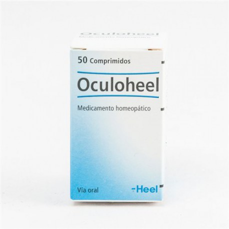 HEEL OCULOHEEL 50 COMPRIMIDOS