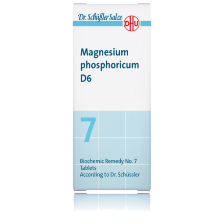 DHU MAGNESIUM PHOSPHORICUM D6 80 COMP Nº 7