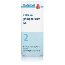 DHU CALCIUM PHOSPHORICUM D6 8OCOMP Nº2