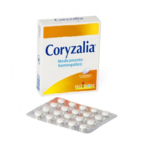 BOIRON CORYZALIA 40 COMP